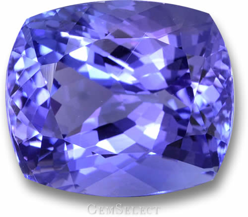 Natural Tanzanite Gemstone